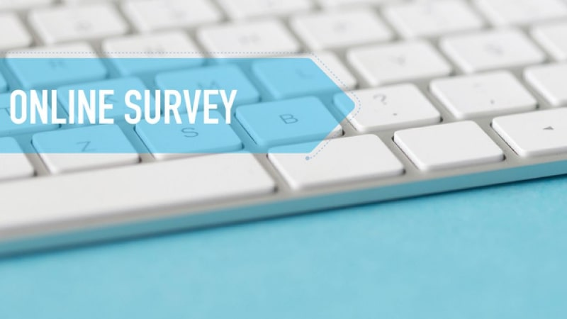 ऑनलाइन सर्वेक्षण
