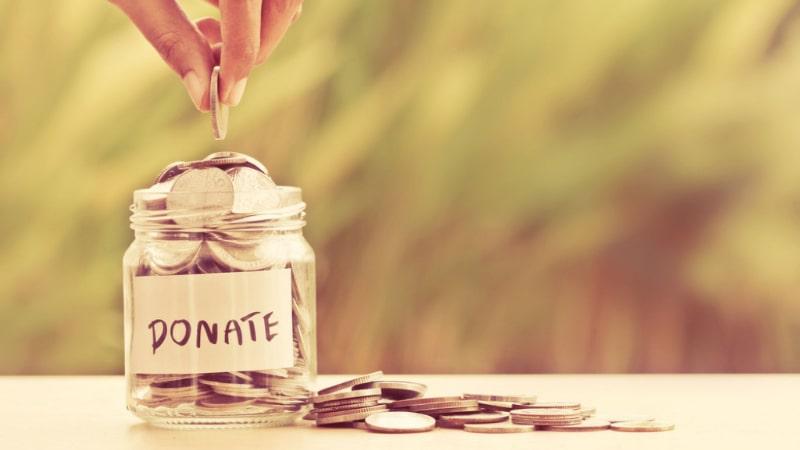 Accept Donation