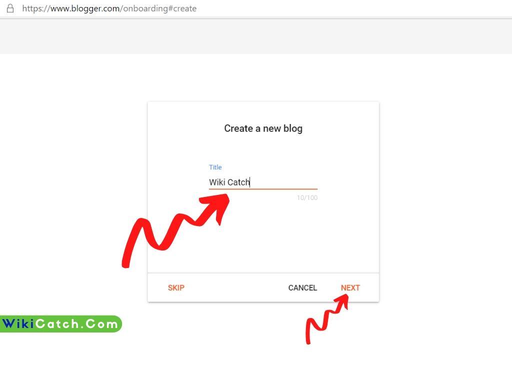 Free website Kaise Banaye Step 4