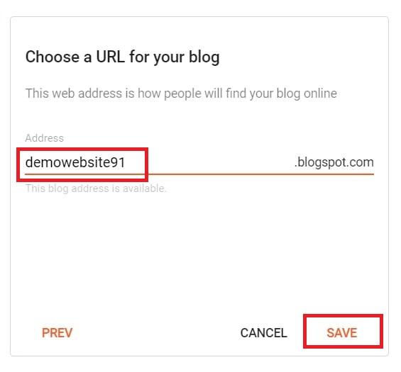 Free Website kaise banaye Step6